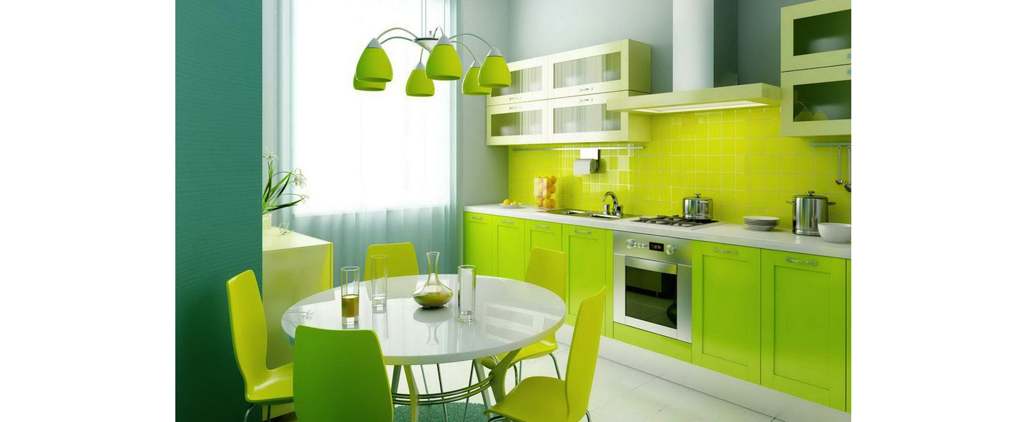 New York Interior Designer Colorful Kitchen 1100x450