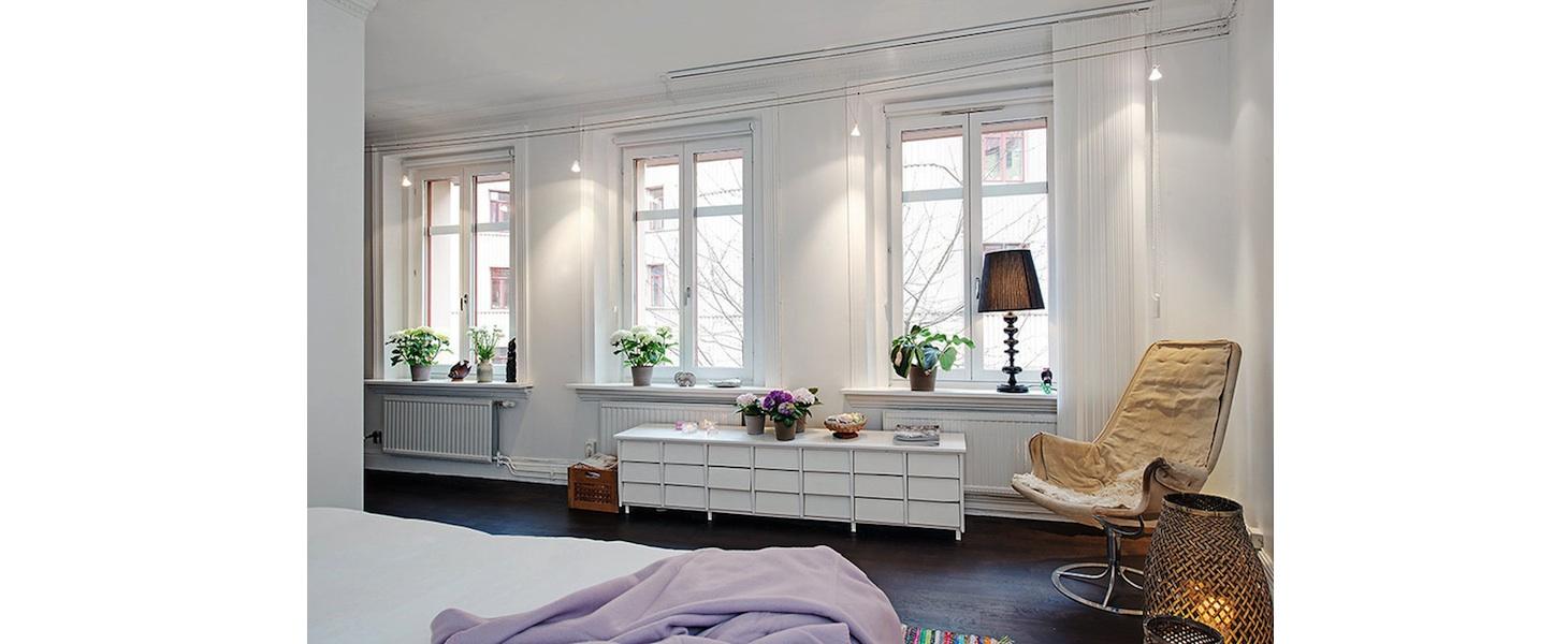 New York Interior Designer White Apartment 1100x450