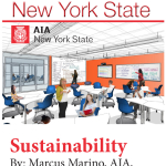 Architecture NYS Winter art Sustainability